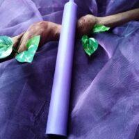 Chandelle violette