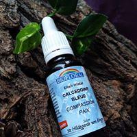 Elixir N°6 Calcédoine Bleue – Compassion-Paix