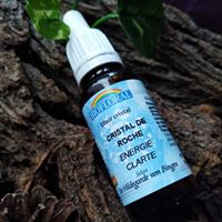 Elixir N°8  Cristal de Roche – Energie-Clarté