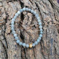 Bracelet Labradorite Perles de 6mm