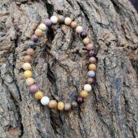 Bracelet Mookaïte Perles de  6mm