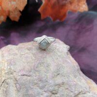 Bague en Argent 925 – Labradorite – Taille 55