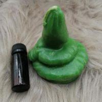 Bougie La Puissance du Serpent