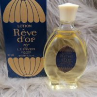Lotion Rêve d'Or