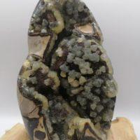 VENDU – Septeria avec inclusions de Calcite – 2kg300 – VENDU
