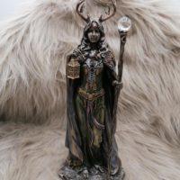 Statue Dame des Bois