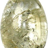 Oeuf Cristal de Roche – Pièce de 3.5 cm