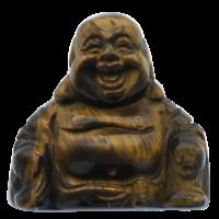 Bouddha Porte-Bonheur Oeil du tigre