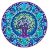 Stickers Arbre Mandala – 14 cm