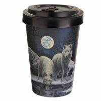 Mug en bambou – Lisa Parker – Loup