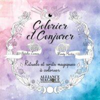 Colorier et Conjurer – Rituels et sorts à colorier