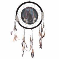 Attrape-rêves – Chat du Cercle Sacré