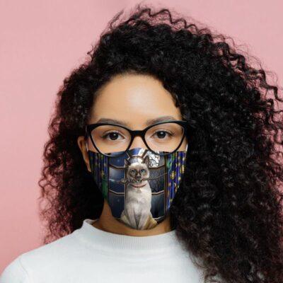 Masque de Protection Réutilisable Lisa Parker  – Apprenti Sorcier