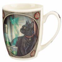 Mug Lisa Parker – Chat & Absinthe
