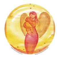 Stickers de l'Ange de la Sécurité – 12 cm