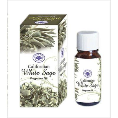 Huile de Parfum Green Tree Sauge Blanche