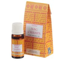 Huile de Parfum Goloka Aroma – Nag Champa