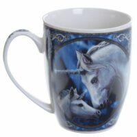 Mug en Porcelaine Tendre – Licorne