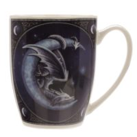 Mug- Rêve du Dragon sur Croissant de Lune