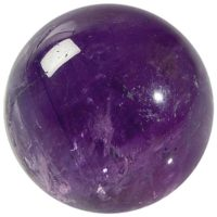 Sphère Améthyste – 40 mm