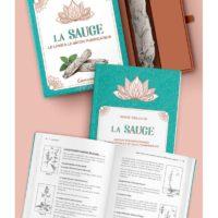 La Sauge – Le livre & le bâton purificateur – Coffret