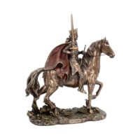 Statue Roi Arthur – 30 cm