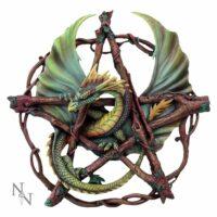 Dragon de la Forest et Pentagramme