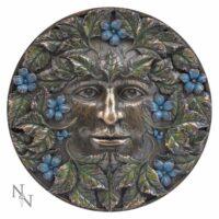 Plaque Murale en Bronze – Beltane – 15 cm