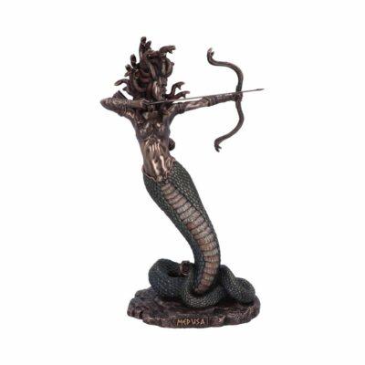 Statue La colère de Méduse 36cm