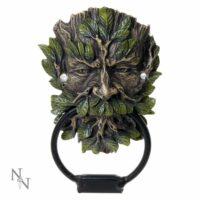 Heurtoir de porte Homme Vert – 21 cm
