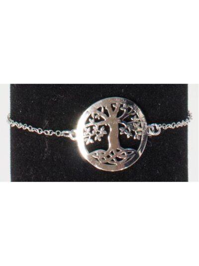 Bracelet Arbre de Vie – Argent 925